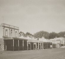 Clunes pinhole by Greg Carrick