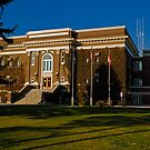 Phillips County Montana Court House by Bryan D. Spellman