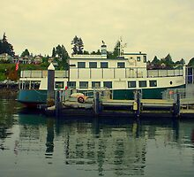 The Old Carlisle.Port Orchard,WA by patti haskins
