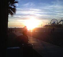 Santa Monica by Bobby Alipanahi