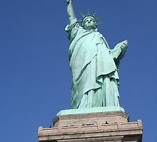 Statue of Liberty by Margaret Whyte
