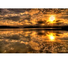 Blessed - Narrabeen Lakes, Sydney - The HDR Experience Photographic Print