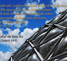 God called the dome sky by Mark Malinowski