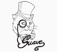 Suave Cat by Louise Forshaw