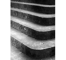 Corner Stairway Photographic Print