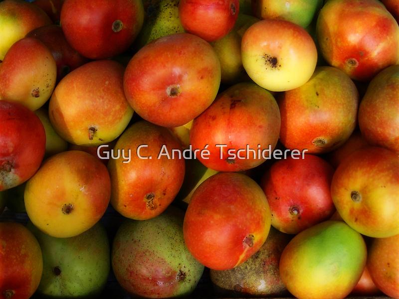 Mangos by Guy Tschiderer