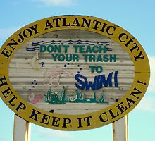 Beach Sign  ^ by ctheworld