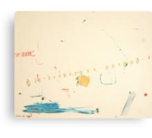 landscape 9 Canvas Print
