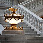 Gold Eagle by Phill Danze