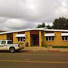 Wibaux County Montana Court House by Bryan D. Spellman