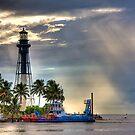Hillsboro Lighthouse by njordphoto