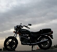Cloudy Classic Honda by eternal86