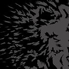 Grey Lion by eternal86