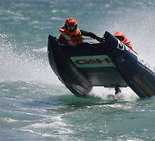 Thundercat Power Boat Racing by Shane Ransom