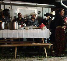 Mejico in america (Trailer Park America Series) by Isa Rodriguez