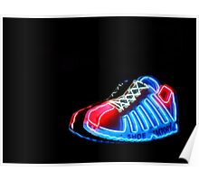 Neon Extravaganza Part Three : These Shoes Were (Not) Meant For Walking Poster