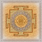 Sri Yantra1 by Jeno Futo