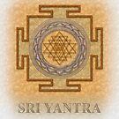 Sri Yantra2 by Jeno Futo