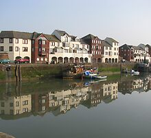Ritson Wharf - Maryport by raygregory