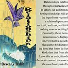 Relationships by Steven G. Taylor