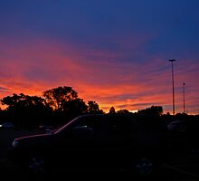 The days waking up early for school are worth it by Shelby Denton