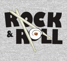 Rock & Roll by ArtBlast