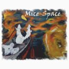 Mice Space by Melanie Pople