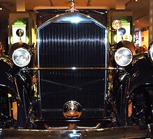The art of the car: 1931 Pierce Arrow Full Frontal by John Schneider