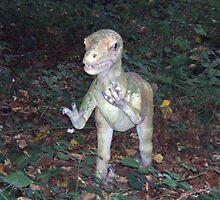 Dinosaur by amylw1