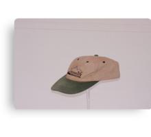 BASEBALL CAP Canvas Print