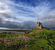 Dunguaire Castle by Jim Dempsey