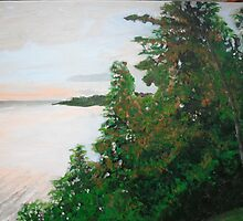 A Beaver Island Sunrise by Holli McPherson