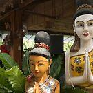 Thai Restaurant Guardians by johnrf