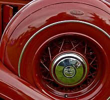 1933 Chrysler Abstract by sundawg7