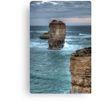 Limestone Stack • Victoria Canvas Print