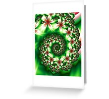 A Garden of Flowers Greeting Card
