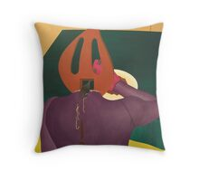 Spaghetti and Meatballs for Supper Throw Pillow
