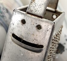 my happy friend, the grater. by fr4nzi