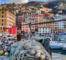 Camogli by oreundici