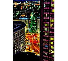 The Colonnade - Boston, MA Photographic Print