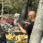 Boys Are Made of . . . Clay - at the Dallas Arboretum by Susan Russell