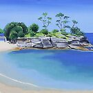 """Balmoral Beach""  by Taniakay"
