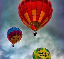 3 Balloons by Ian English