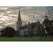 St Matthew, Midgham Photographic Print