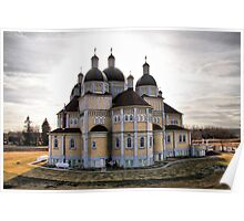 Ukrainian Catholic Church of the Immaculate Conception Poster