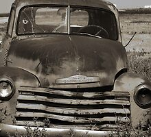 Old Farm Truck by rodcclawson