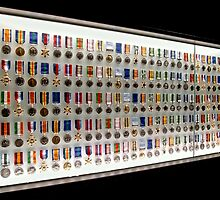 Medals by Steven  Agius
