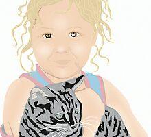 Sweet Little Girl~ by Lisa Michelle Garrett