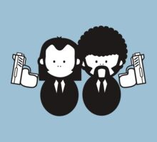Pulp Fiction Vince & Jules Cartoons v.2.0 by no-doubt