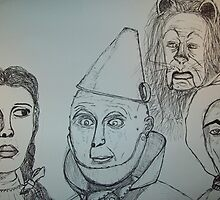 The Wizard Of Oz by Anthony Chicco